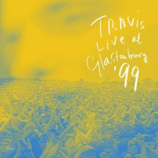 LIVE AT GLASTONBURY 99 - TRAVIS [Vinyl album]